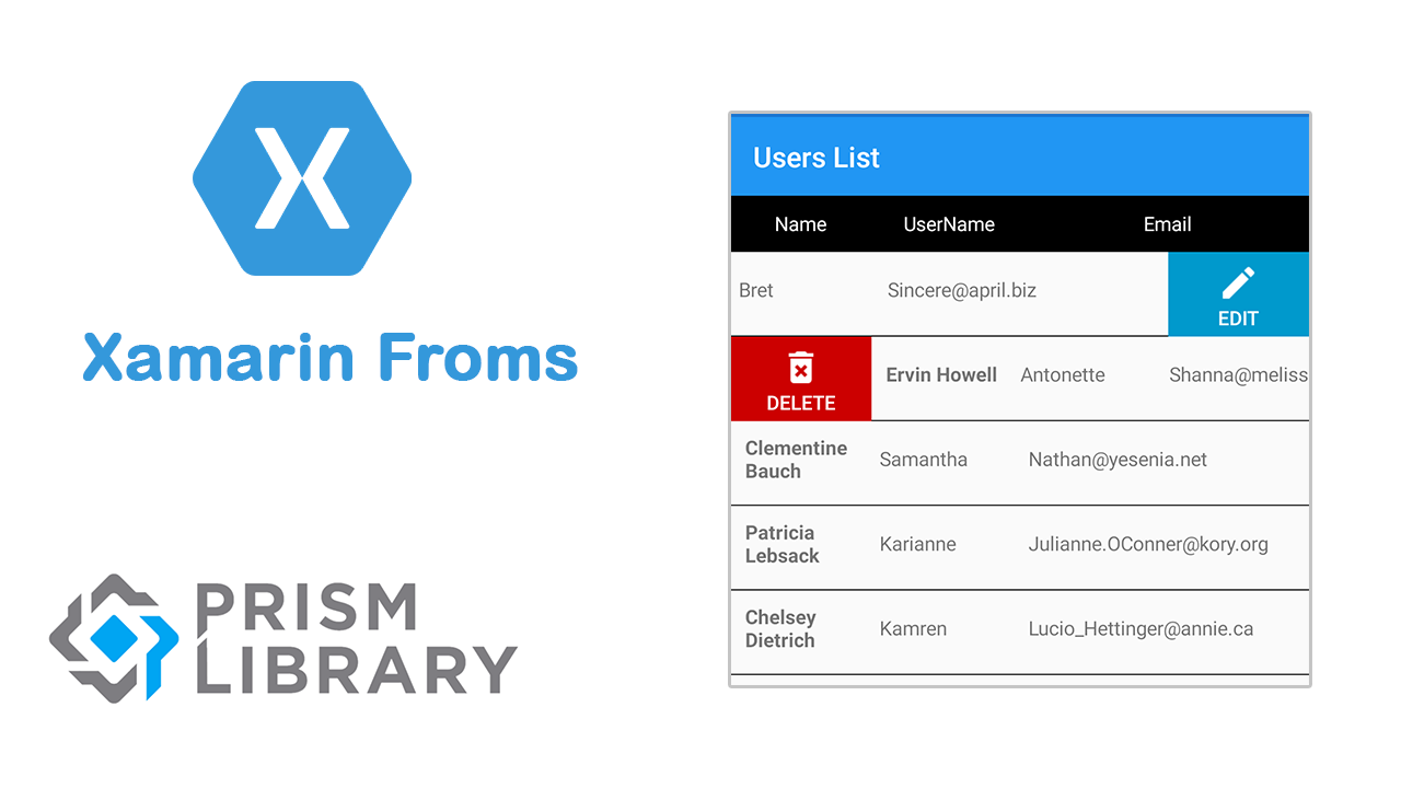 Xamarin Forms - CollectionView