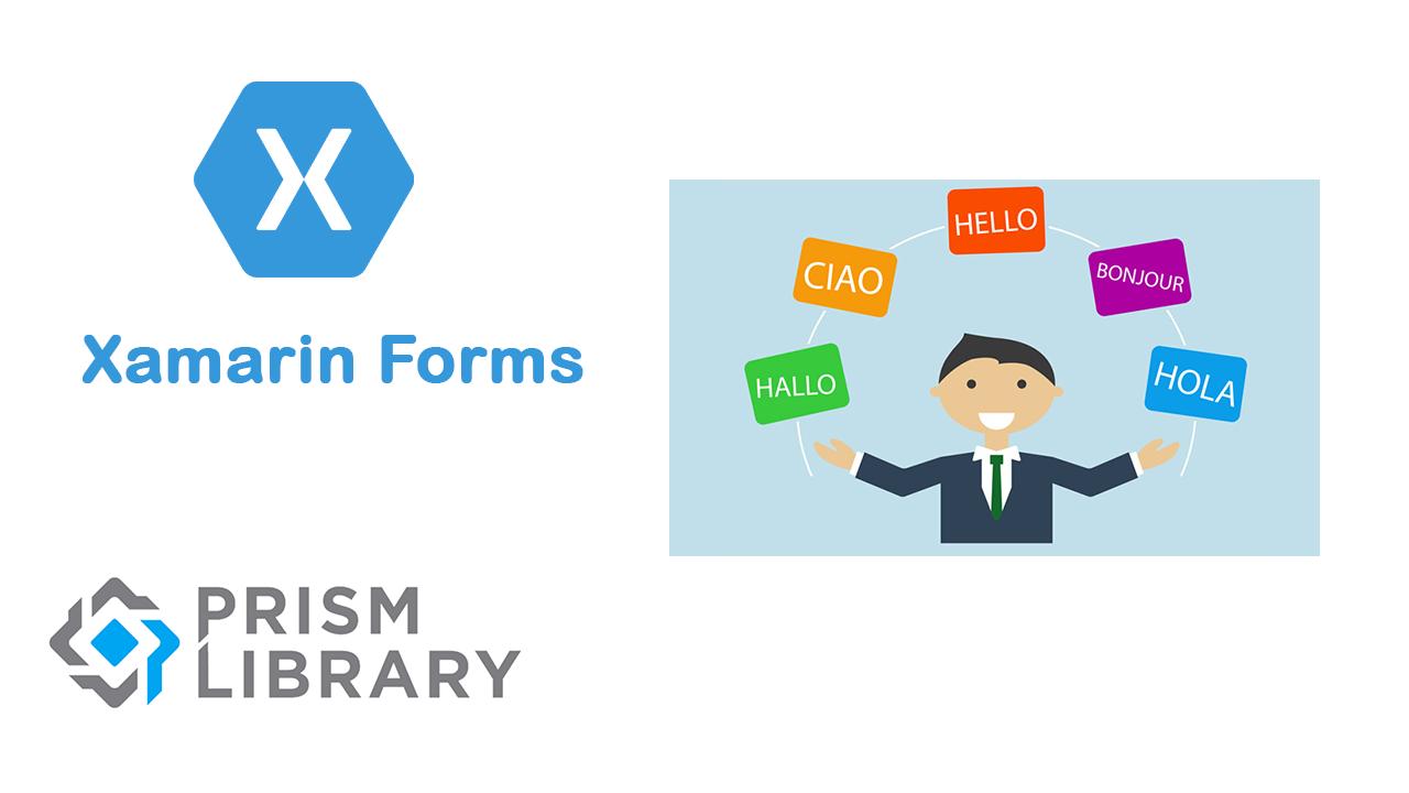 Xamarin Forms - Multilingual