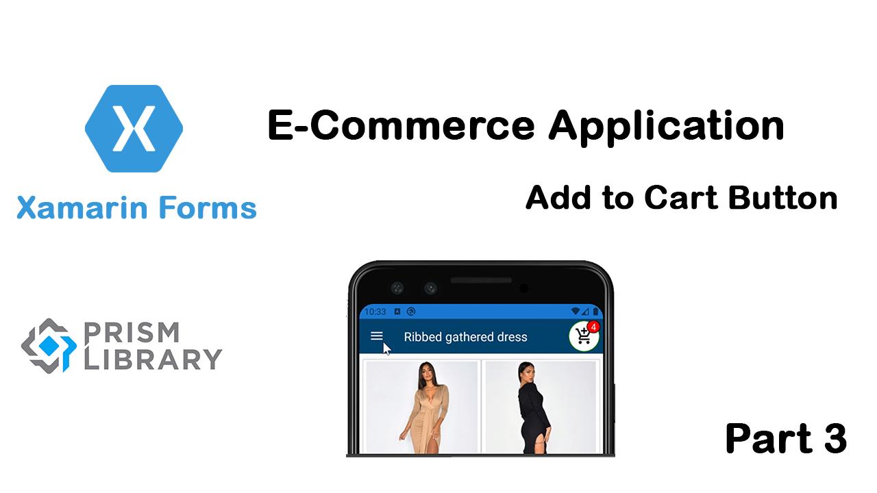 Xamarin Forms-E-Commerce Application 3